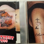 Tattoo Cover Up by Bob Hey, Bad Ink Tattooist