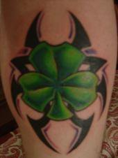 St Patricks Day tattoos?