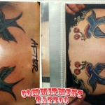 Bad Ink Tattoo Coverup - Bob Hey