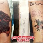 Bad Ink Tattoo Coverup St. Petersburg FL