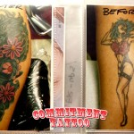 Bad Ink Tattoo Coverup St. Peterburg FL