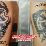 Bad Ink Tattoo Coverup St. Pete FL