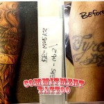 Tattoo Cover Up and Touch up