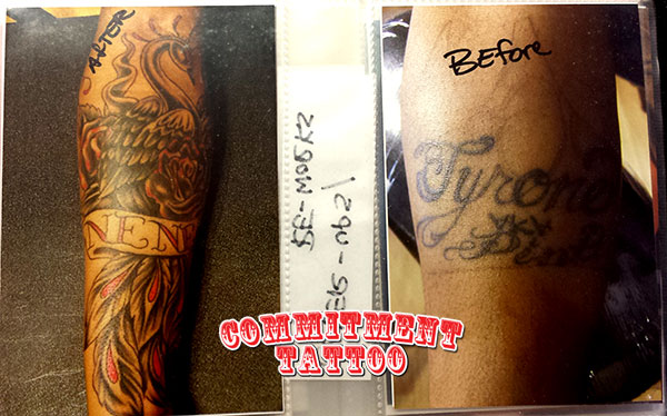 Bad Ink? Tattoo Cover-Ups and Tattoo Touchups – Fixing Ugly Tattoos